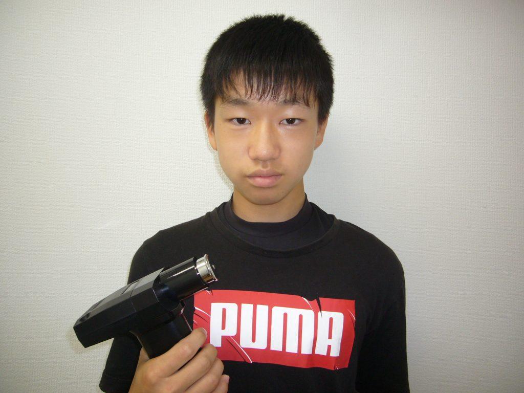 T・Yくん 13歳