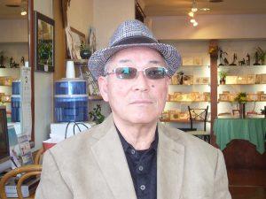 川戸さんの写真